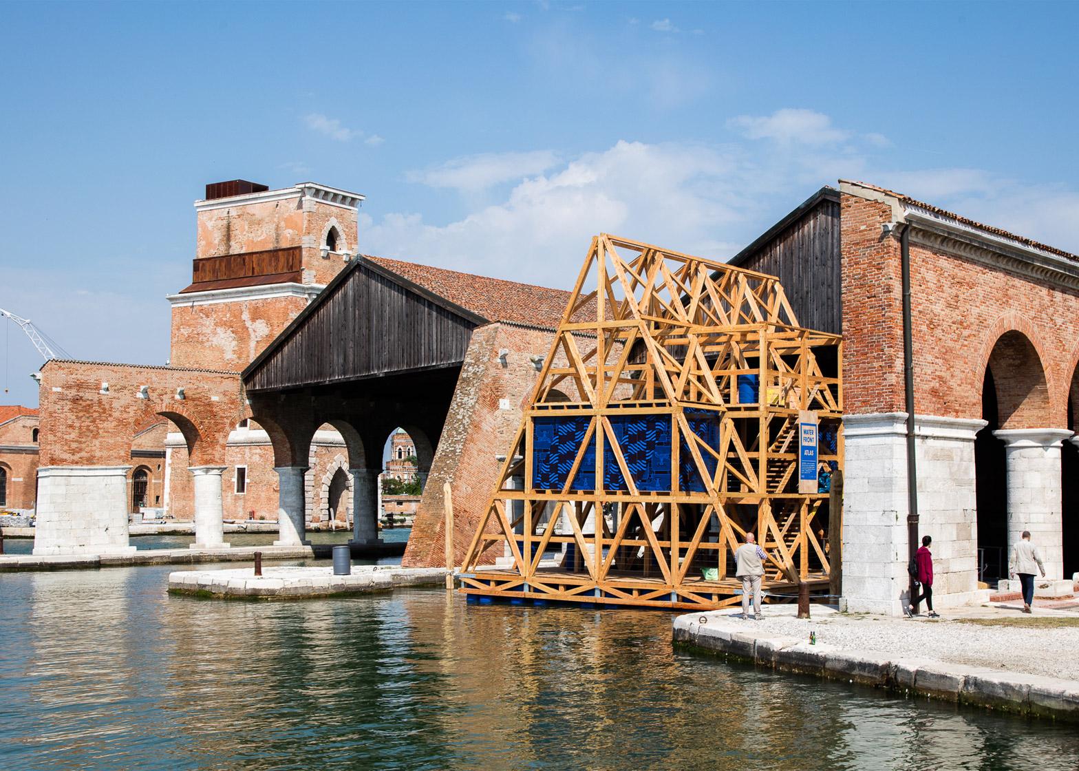 La version II de la MFS, à la Biennale de Venise en 2016 © Jessica Mairs